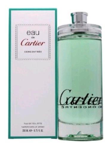 Agua De Cartier Concentrado