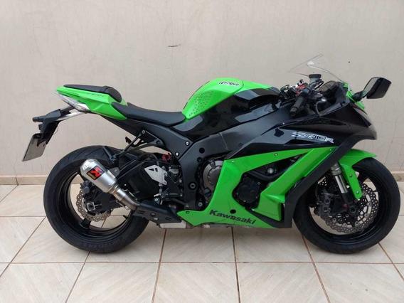 Kawasaki Ninja Zx-10 R 2012