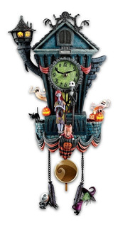 Reloj Cucu Disney The Nightmare Before Christmas Blakhelmet