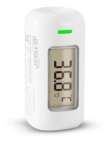 Termômetro Digital De Testa Infravermelho 1 S G-tech Go !