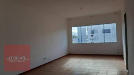 Sobrado Com 2 Dormitórios Para Alugar, 100 M² Por R$ 1.200,00/mês - Vila São Paulo - Itanhaém/sp - So0384