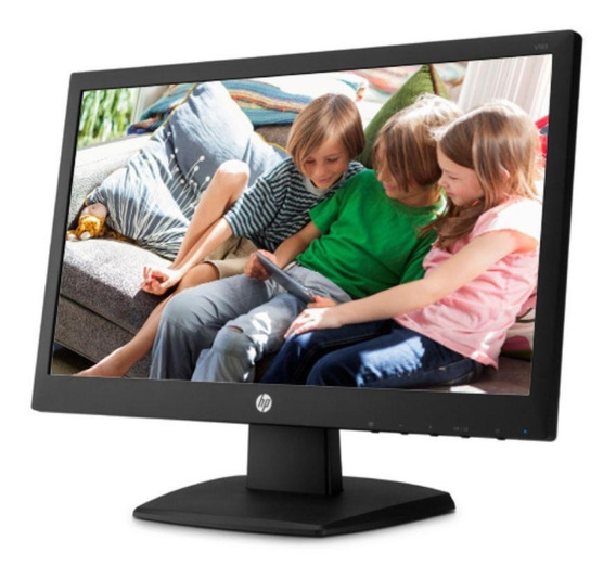 Monitor Hp Led 18.5 19 V194 V5e94aa Hd Vga Oficinas