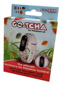 Pulseira Pokémon Go Plus Automatico Autocatch Go-tcha Led