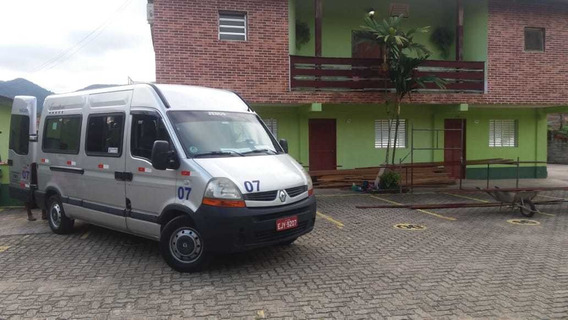 Renault Master 16 Lugares Ano 2010