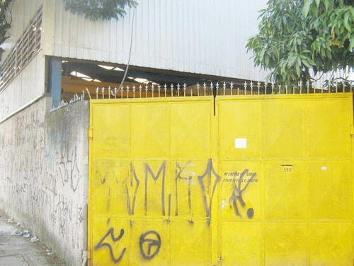 Galpão Para Locação Em Suzano, Vila Amorim, 1 Banheiro - Ga006_1-1856568