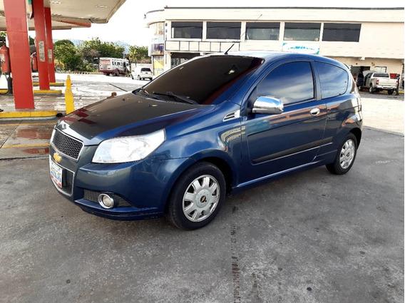 Chevrolet Aveo Lt Automático 2013