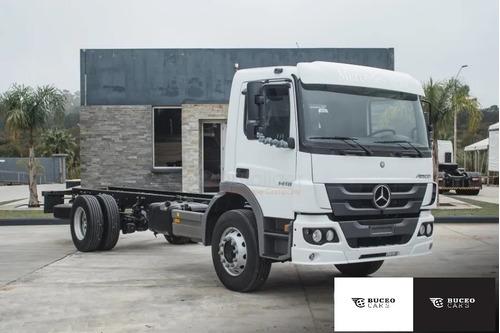 Mercedes-benz Atego 1418 Simple 4x2 Año 2021 - 0km!!!