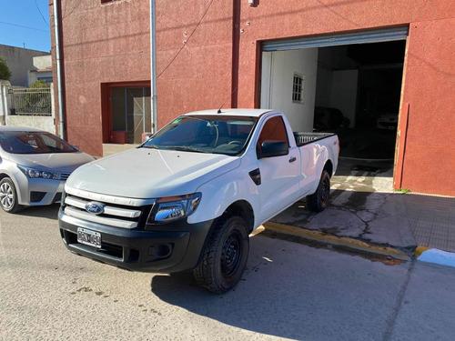 Ford Ranger 2.2 Cs 4x4 Xl Safety Ci 2015