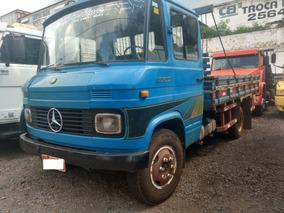 Mb 608 74/74 Com Carroceria - R$ 24.000