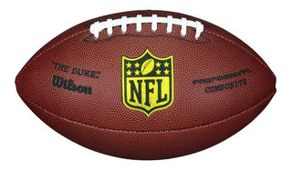 Balon Football Americano Wilson Nfl Pro- Replica The Duke