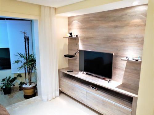 Apartamento Residencial À Venda, Parque Da Mooca, São Paulo. - Ap2277