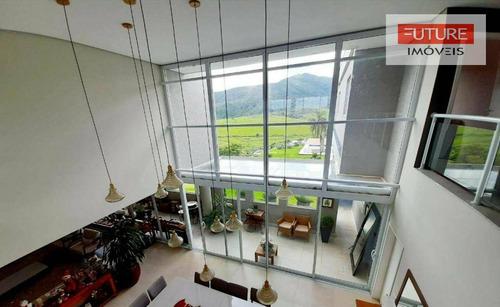 Imagem 1 de 10 de Casa Com 5 Dormitórios À Venda, 565 M² Por R$ 2.950.000,00 - Vila Santista - Atibaia/sp - Ca0135