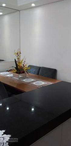 Imagem 1 de 6 de Apartamento Com 3 Dormitórios À Venda, 65 M² Por R$ 310.000 - Parque Prado - Campinas/sp - Ap7621