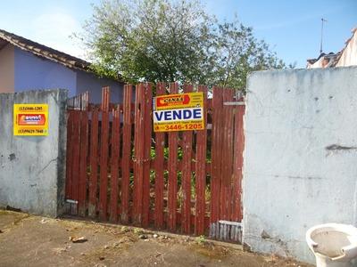 Terreno Em Mongaguá ,preço Incrível!!!! Ref:6160 D.