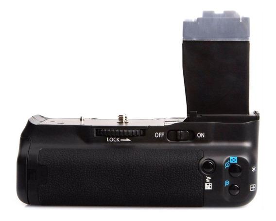 Battery Grip Para Canon T2i T3i T4i T5i + Postagem Turbo!
