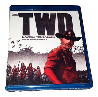 The Walking Dead Temporada 9 En Blu-ray