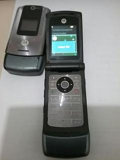 Celular Motorola W510