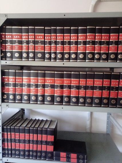 Coleção Lex Coletânea De Leis 1964 A 2006 - Ótimo Estado