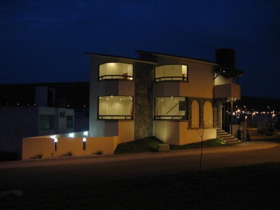 Se Vende Preciosa Residencia En El Refugio, De Autor Y Luxury, De Lujo