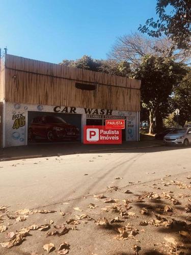 Salão Para Alugar, 250 M² Por R$ 5.000,00/mês - Jardim Suzana - São Paulo/sp - Sl0142