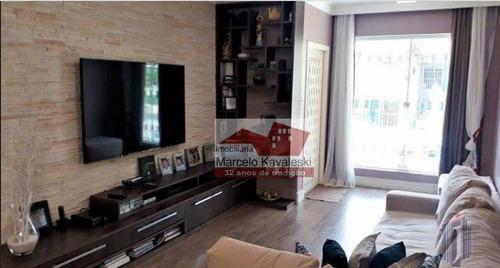 Sobrado Com 4 Dormitórios À Venda, 155 M² Por R$ 899.000,00 - Ipiranga - São Paulo/sp - So3314
