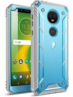 Revolucion Poetica Para Motorola Moto E5 Plus Version Actual