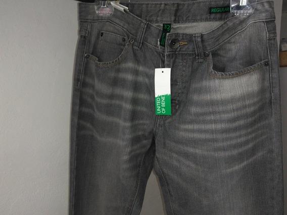 Pantalón Jeans Benetton Caballero
