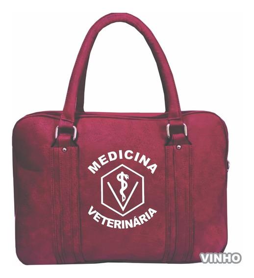 Bolsa Medicina Veterinária Universitaria Mochila Pasta