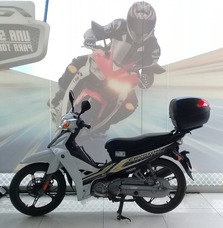 Moto Yamaha 110cc Semi- Automática, Crypton