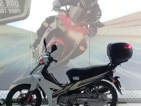 Moto Yamaha 110cc Semi- Automática, Crypton (soat Nuevo)