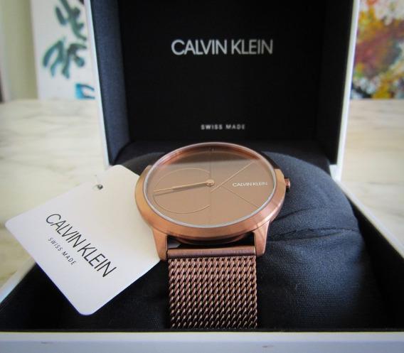 Relógio Calvin Klein Novo - Unissex