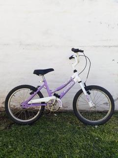 Vendo Bicicleta De Niña, Tomaselli, Rodado 16