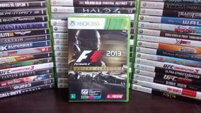 F1 - Formula 1 2013 - Xbox 360 Português Frete R$ 12.