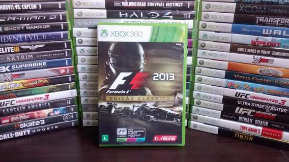 F1 - Formula 1 2013 - Xbox 360 Português