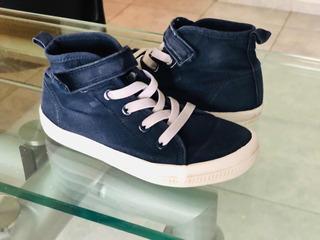Zapatillas H&m Tipo Botita