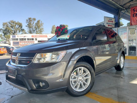 Dodge Journey 2.4 Sxt 7 Pasajeros Plus Mt Gris Oxford