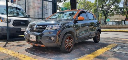Imagen 1 de 10 de Renault Kwid Outsider Estandar Negro 2019