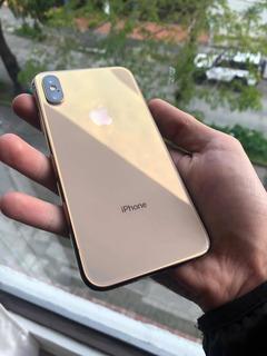 iPhone Xs 64gb Gold Usado Garantía 06/2020