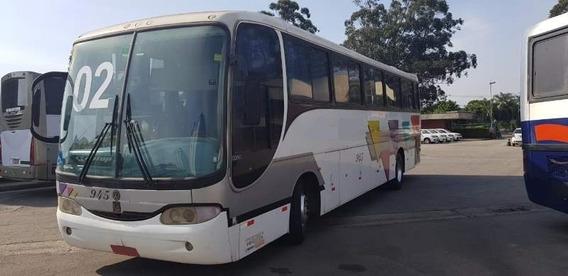 Ônibus Comil 3.45 Volks 17240 Traseiro Único Dono Fretamento