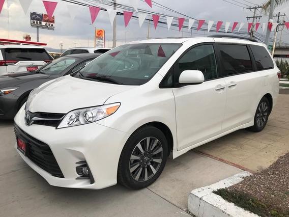 Toyota Sienna 2020 3.5 Xle Piel At