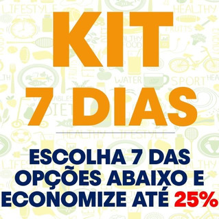 Marmita Fit - Kit 7 Dias