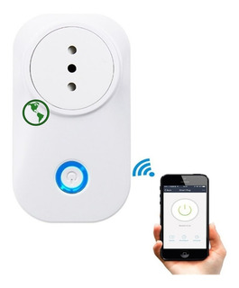 Enchufe Inteligente Wifi Smart Socket Domotica Desde Celular