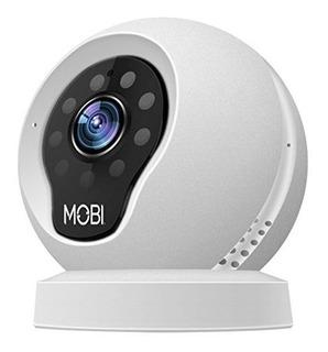 Mobicam Wifi Wireless Baby Camera Monitor Hd Seguridad Video