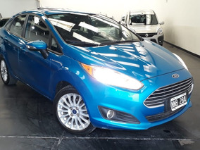 Ford Fiesta Sedanse 2014 Plus/anticipo/financiado Lg