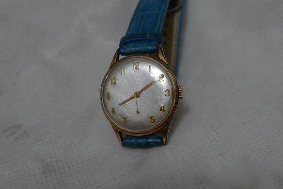 Relógio A Corda Não Sei Marca Funcionando Antigo-mido-seiko-