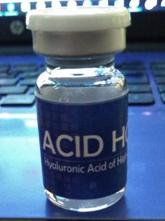 2 Piezas H Q 3 Ácido Hialurónico Vial 5 Ml