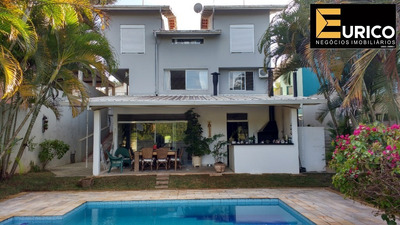 Casa À Venda No Condomínio Residencial Oruam Em Valinhos. - Ca01006 - 32826458