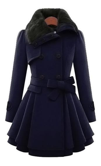 Sakura Moda Japonesa Asia Abrigo Militar Botones Env Xpress
