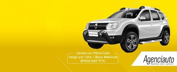 Renault Duster Intens 4x4 Ulc- 2021