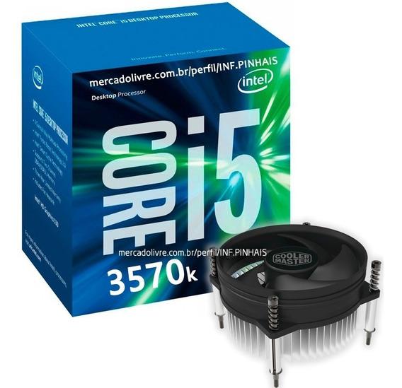 Processador Intel Core I5 3570k 3.8 Ghz 6m 1155 3470 3770